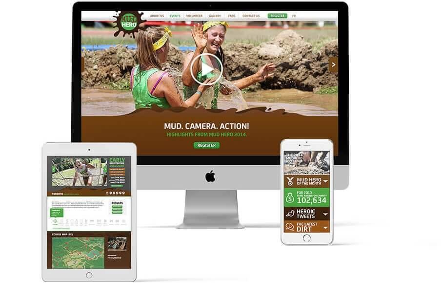 Mud Hero – Yield Branding